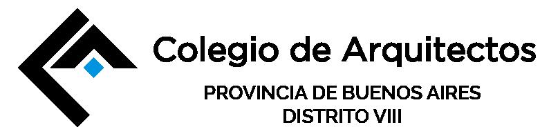 Colegio de Arquitectos de la Provincia de Buenos Aires Distrito VIII